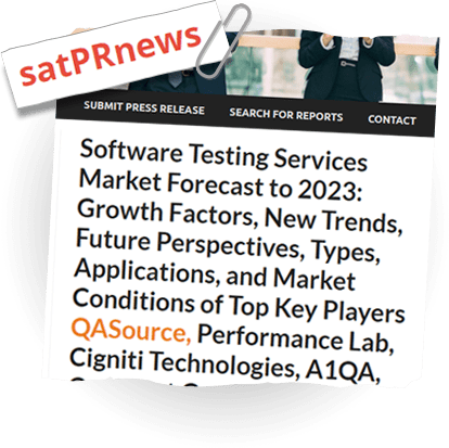 Software Testing Services Market Forecast to 2023
