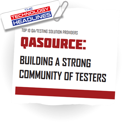 QASource on The Technology Headlines