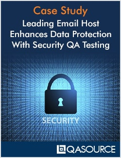 Leading Email Host Enhances Data Protection With Security QA Testing