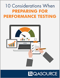 Performance Testing Checklist