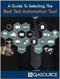 Download Free: A Guide To Selecting The Best Test Automation Tool
