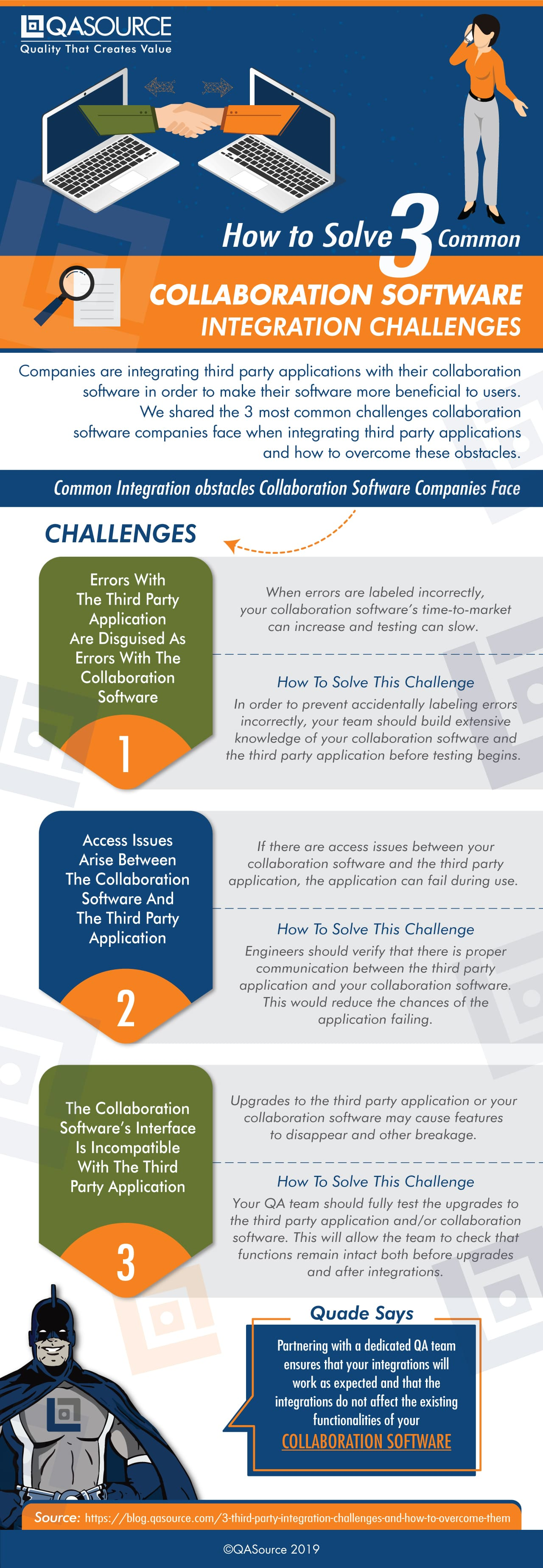 Get The Best Tips On How To Solve 3 Common Collaboration Software Integration Challenges
