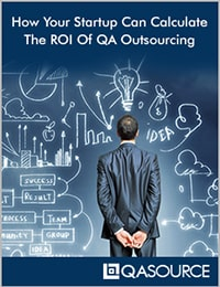 How Your Startup Can Calculate The ROI Of QA Outsourcing Worksheet