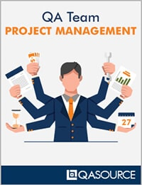QA Team Project Management Worksheet