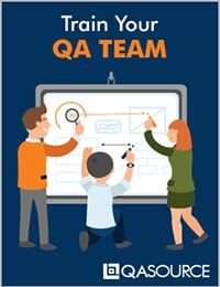 Train Your QA Team Worksheet
