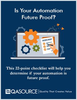 Learn How to Lower Maintenance Costs, Reduce False Positives, and Improve Automation Quality!
